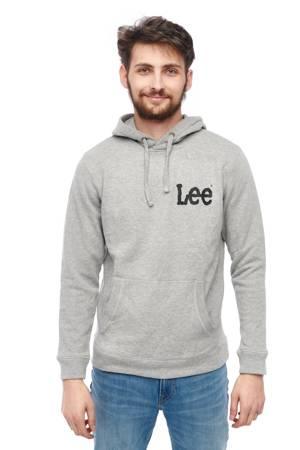LEE HOODIE GREY MELE L82WUB37