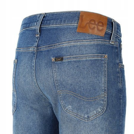 LEE LUKE SLIM TAPERED BROKEN BLUE L719RONK