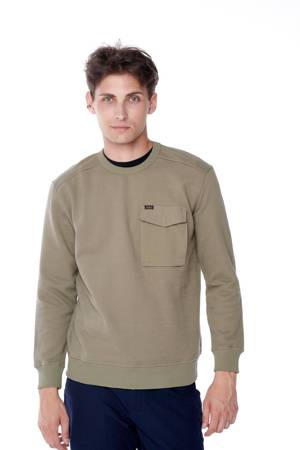 LEE MILITARY PKT SWS UTILITY GREEN L80FELNG