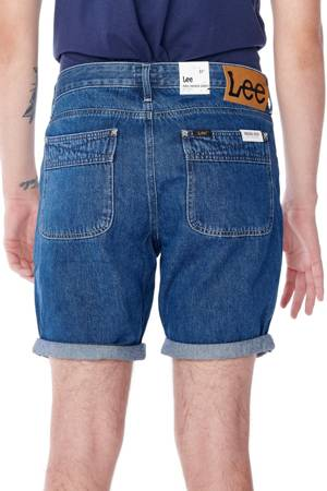 LEE PIPES TAPERED SHORTS TIC L73ZGGEZ