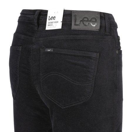 LEE SCARLETT HIGH SKINNY BLACK L626MI01