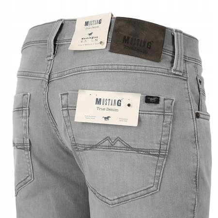 MUSTANG WASHINGTON SLIM STRETCH JEANSY 10077104500581